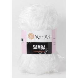 SAMBA YarnArt 01 (Белый)