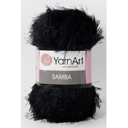SAMBA YarnArt 02 (Черный)