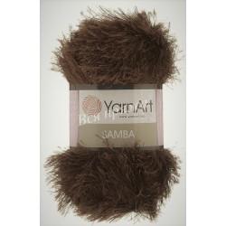 SAMBA YarnArt 2034 (Шоколад)