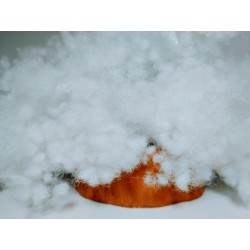 Холлофайбер. Высший сорт. dtx 7 (мелкий шарик). Корея. 100 грамм