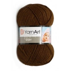 BABY YarnArt 1182 (Шоколад)