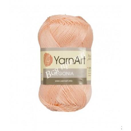 BEGONIA YarnArt 6322 Персик