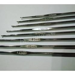 Крючок стальной без ручки 1,75 мм