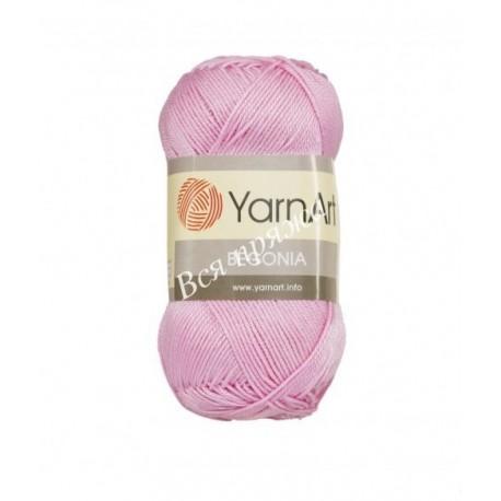 BEGONIA YarnArt 5046 Розовый