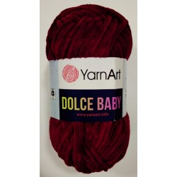 DOLCE BABY YarnArt 752 (Бордо)