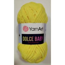 DOLCE BABY YarnArt 761 (Желтый)