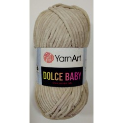 DOLCE BABY YarnArt 771 (Светлый Беж)