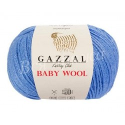 BABY WOOL Gazzal 813 (Голубой)