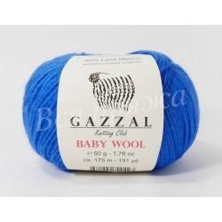 BABY WOOL Gazzal 830 (Василек)