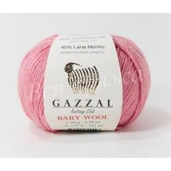 BABY WOOL Gazzal 831 (Розовый)