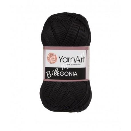 BEGONIA YarnArt 999 Черный