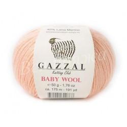 BABY WOOL Gazzal 834 (Персик)