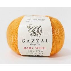 BABY WOOL Gazzal 837 (Оранж)