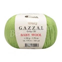 BABY WOOL Gazzal 838 (Салатовый)