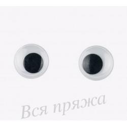 Глазки подвижные, 12 мм
