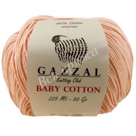 BABY COTTON GAZZAL 3412