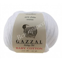 BABY COTTON GAZZAL 3432