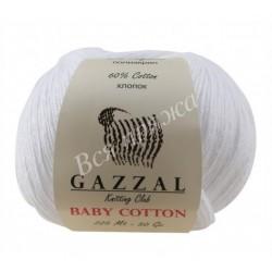 BABY COTTON GAZZAL 3432