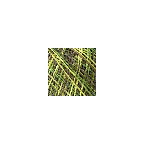 TULIP YarnArt 477 (Зеленый меланж)
