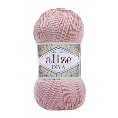 DIVA Alize 363 (Нежная роза)