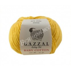 BABY COTTON GAZZAL 3417