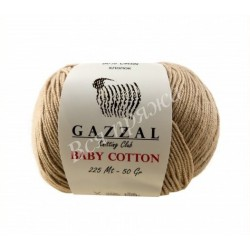 BABY COTTON GAZZAL 3424