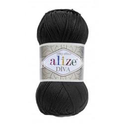 DIVA Alize 60 (Черный)