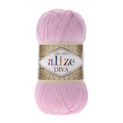 DIVA Alize 291 (Розовый)