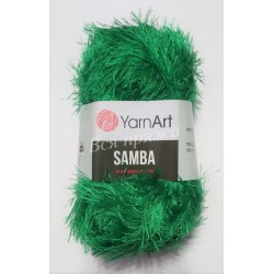 SAMBA YarnArt 78 (Зеленый)