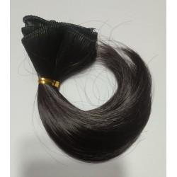 Волосы для кукол (Трессы) 03 (Каштановый)
