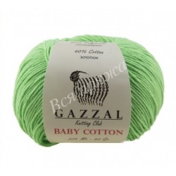 BABY COTTON GAZZAL 3427