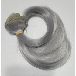 Волосы для кукол (Трессы) 09 (Пепельный)