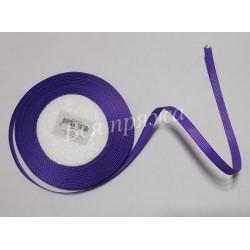 Лента репсовая. 6 мм. Фиолетовый