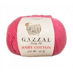BABY COTTON GAZZAL 3415