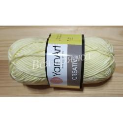 CREATIVE YarnArt 224 (Лимон)