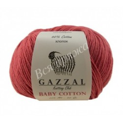 BABY COTTON GAZZAL 3418