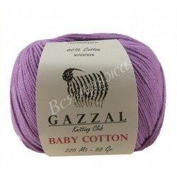 BABY COTTON GAZZAL 3414