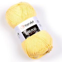 JEANS PLUS YarnArt 88 (Светло-желтый)
