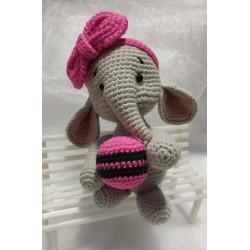 Слоненок. 11 см