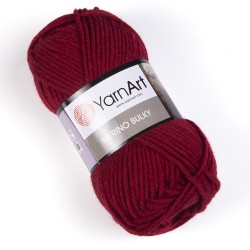 MERINO BULKY YarnArt 3024 (Бордо)