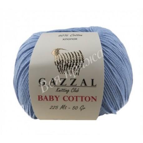 BABY COTTON GAZZAL 3423