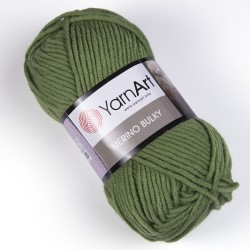 MERINO BULKY YarnArt 098 (Зеленый)