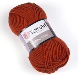 MERINO BULKY YarnArt 3027 (Терракот)
