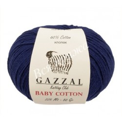BABY COTTON GAZZAL 3438