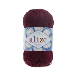 MISS Alize 495 (Бордовый)
