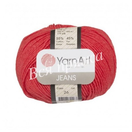 JEANS YarnArt 26