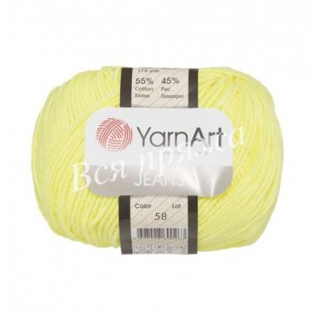 JEANS YarnArt 58