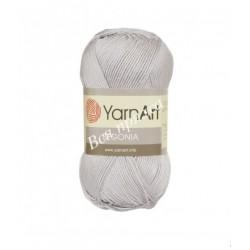 BEGONIA YarnArt 4920 Светло-серый