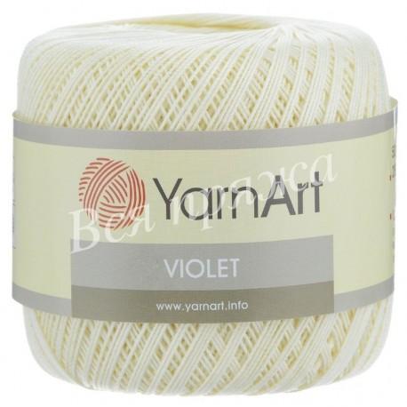 VIOLET Yarnart 0326