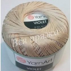 VIOLET Yarnart 4660